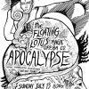 Floating lotus opera poster daniel moore