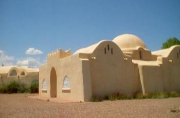 Abiquiu mosque