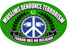 Muslims Denounce Terror